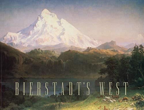 9780935037906: Albert Bierstadt's West