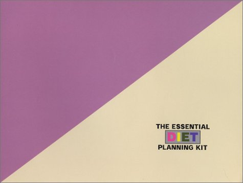 The Essential Diet Planning Kit (9780935047455) by Godfrey Harris; Jeffrey I. Barke