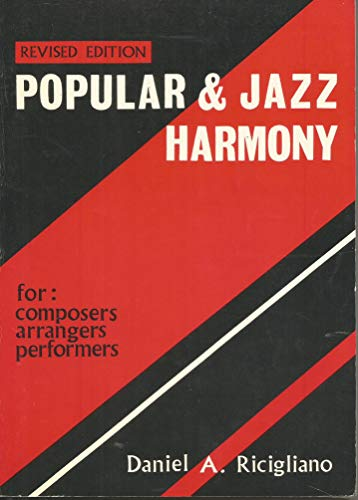 9780935058031: Popular and Jazz Harmony for: Composers, Arrangers, Performers