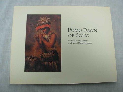 9780935089141: Pomo Dawn of Song
