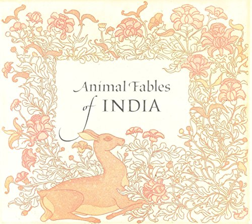9780935100044: Animal Fables of India: Narayana's Hitopadesha or Friendly Counsel (English and Sanskrit Edition)