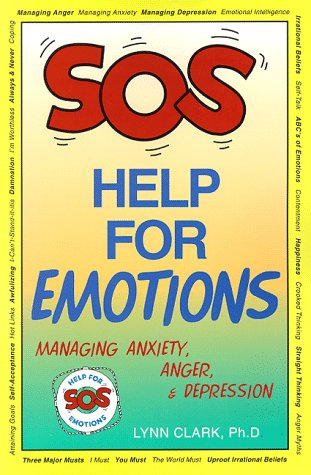 9780935111507: Sos Help for Emotions: Managing Anxiety, Anger, and Depression