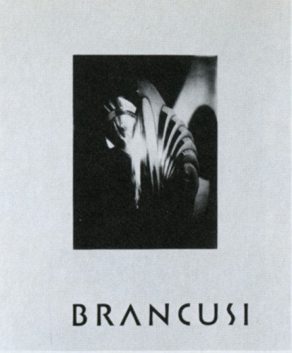 9780935112009: Brâncusi, the sculptor as photographer