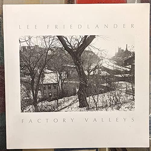 Factory Valleys: Ohio & Pennsylvania: Friedlander, Lee