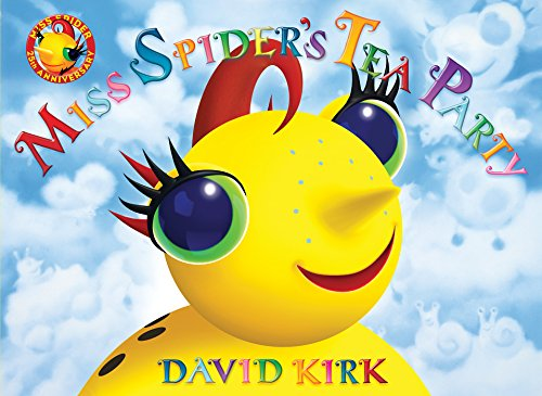 9780935112139: Miss Spider's Tea Party: 25th Anniversary Edition