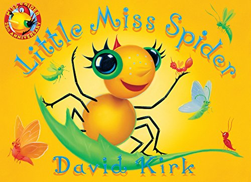 9780935112146: Little Miss Spider: 25th Anniversary Edition