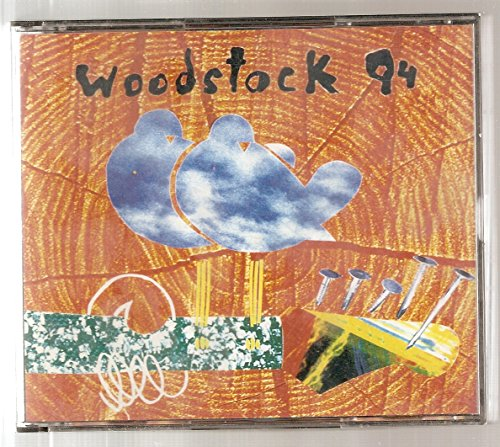 9780935112238: Woodstock 94/3 More Days of Peace & Music