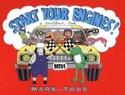 9780935112481: Start Your Engines: A Countdown Book