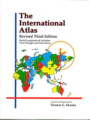 9780935127164: International Atlas, Revised: World Latitudes, Longitudes, and Time Changes