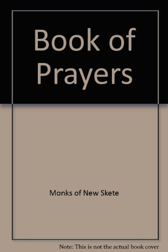 9780935129120: Book of Prayers