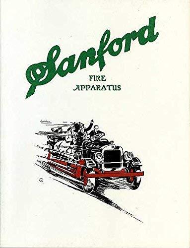 Sanford Fire Apparatus: Joe Jr. Raymond