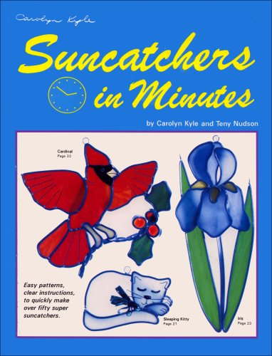 9780935133400: Suncatchers in Minutes