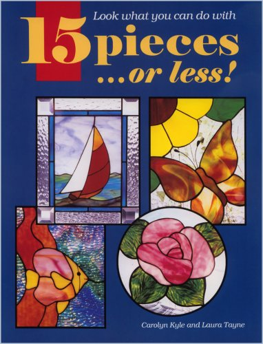 15 Pieces or Less: Carolyn Kyle &