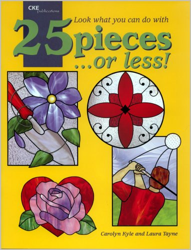25 Pieces or Less: Carolyn Kyle &