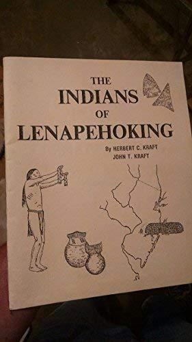 9780935137002: Indians of Lenapehoking