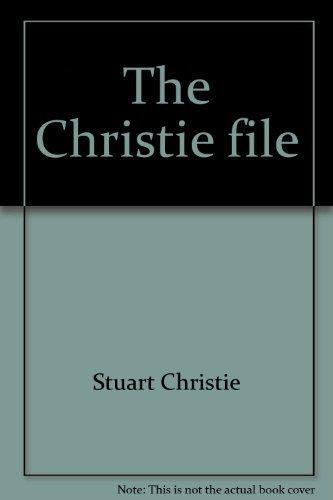 9780935150018: The Christie file
