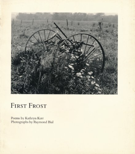 9780935153002: First Frost: Poems