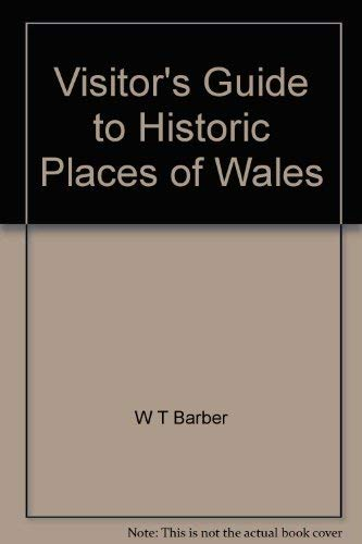 9780935161274: Visitor's Guide to Historic Places of Wales