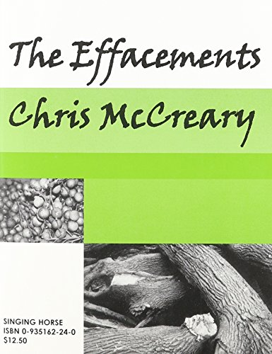 9780935162240: The Effacements/A Doctrine of Signatures