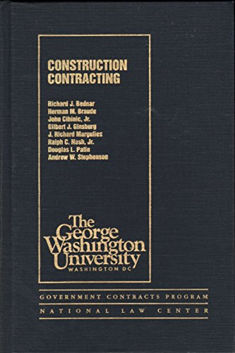 9780935165180: Construction Contracting