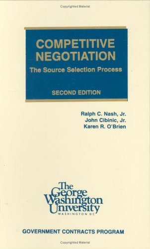 9780935165661: Competitive Negotiation