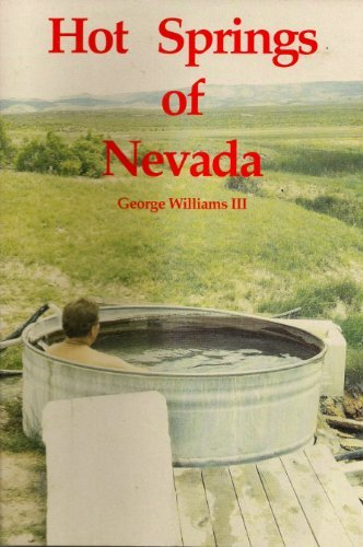 9780935174380: Hot Springs of Nevada