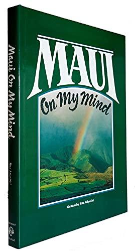 9780935180169: Maui On My Mind