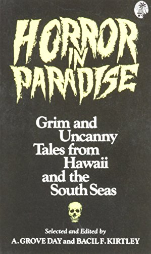9780935180237: Horror in Paradise: Grim and Uncanny Tales from Hawaii and the South Seas