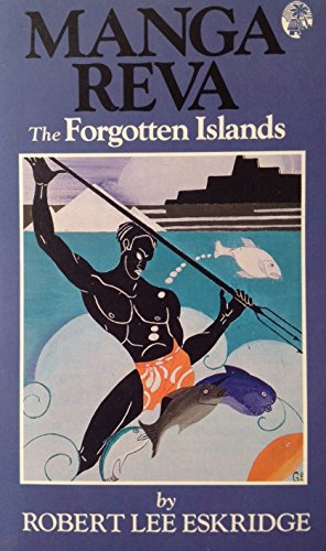 Manga Reva: The Forgotten Islands: Robert Lee Eskridge