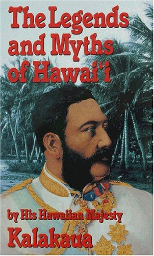 9780935180862: Legends and Myths of Hawaii