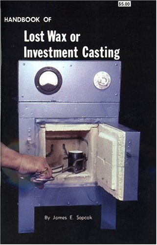 9780935182286: Handbook of Lost Wax or Investment Casting