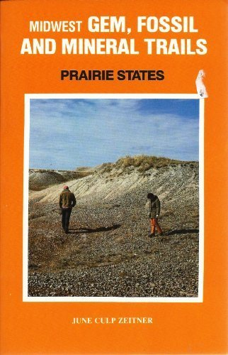 9780935182408: Midwest Gem Fossil and Mineral Trails: Prairie States