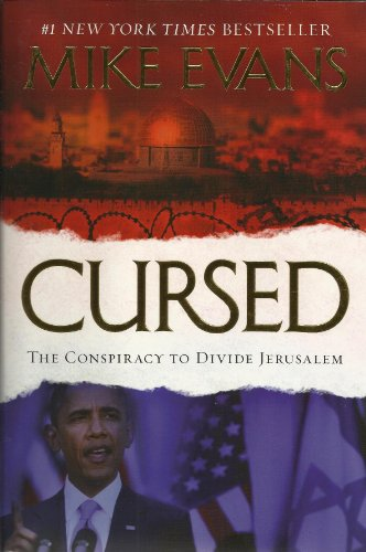 9780935199123: Cursed: The Conspiracy to Divide Jerusalem