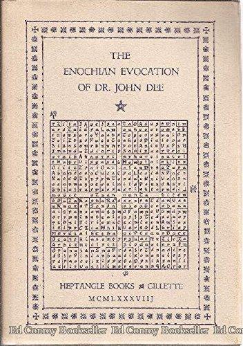 Enochian Evocation: Dee, John