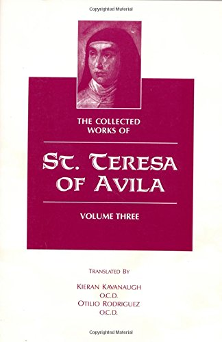 9780935216066: Collected Works of St. Teresa of Avila: 3