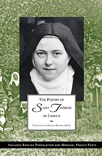9780935216561: The Poetry of Saint Therese of Lisieux (Critical Edition of the Complete Works of Saint Therese of Lisieux) (Centenary Edition 1873-1973)