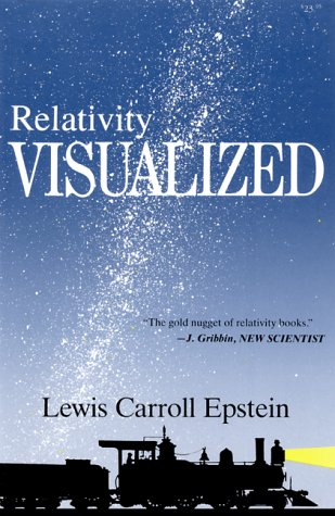 Relativity Visualized: Epstein, Lewis Carroll