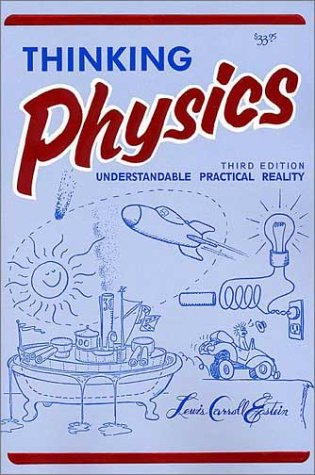 Thinking Physics Understandable Practical Reality: Epstein, Lewis Carroll