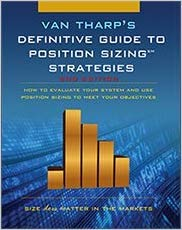 9780935219098: Van Tharp's Definitive Guide To Position Sizing