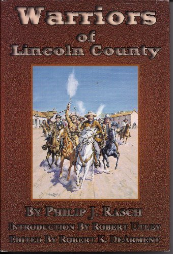 9780935269260: Warriors of Lincoln County (Outlaw-Lawman Research Series, V. 3)