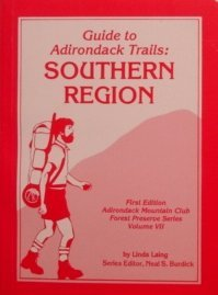 9780935272420: Guide to Adirondack Trails: Southern Region
