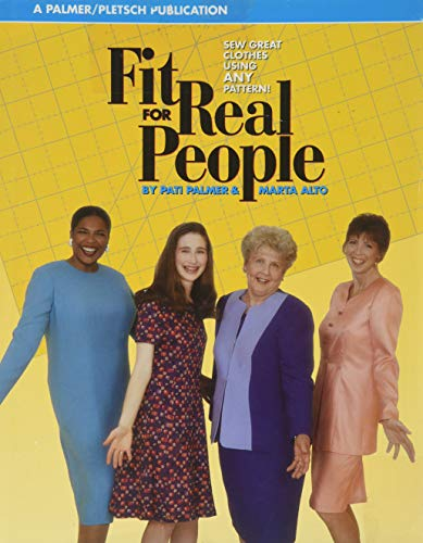 9780935278507: Fit for Real People: Sew Great Clothes Using Any Pattern