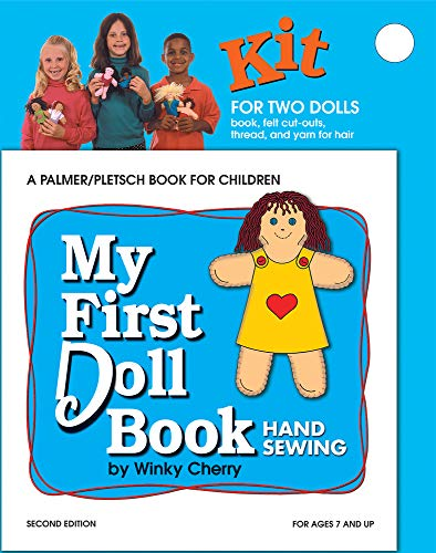 9780935278873: My First Doll Book: Hand Sewing (My First Sewing Book Kit series)