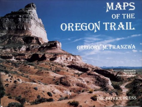 9780935284836: Maps of the Oregon Trail