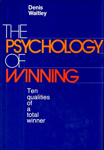 9780935300000: The Psychology of Winning