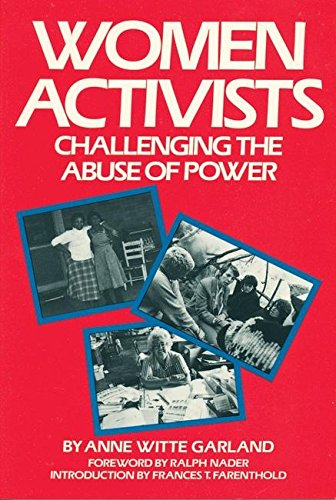 9780935312805: Women Activists: Challenging the Abuse of Power
