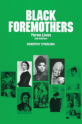 9780935312898: Black Foremothers: Three Lives (2nd Ed.) (Women's Lives/Women's Work)
