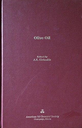 9780935315325: Olive Oil