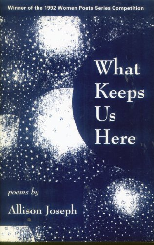 9780935331110: What Keeps Us Here: Poems