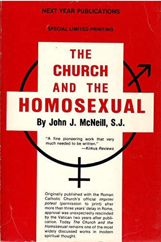 9780935341003: The church and the homosexual [Paperback] by McNeill, John J
